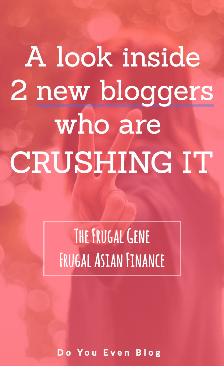 Lily The Frugal Gene Frugal Asian Finance Do You Even Blog