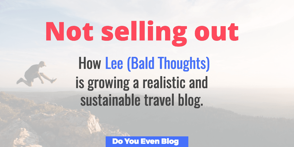 lee bald thoughts do you even blog podcast