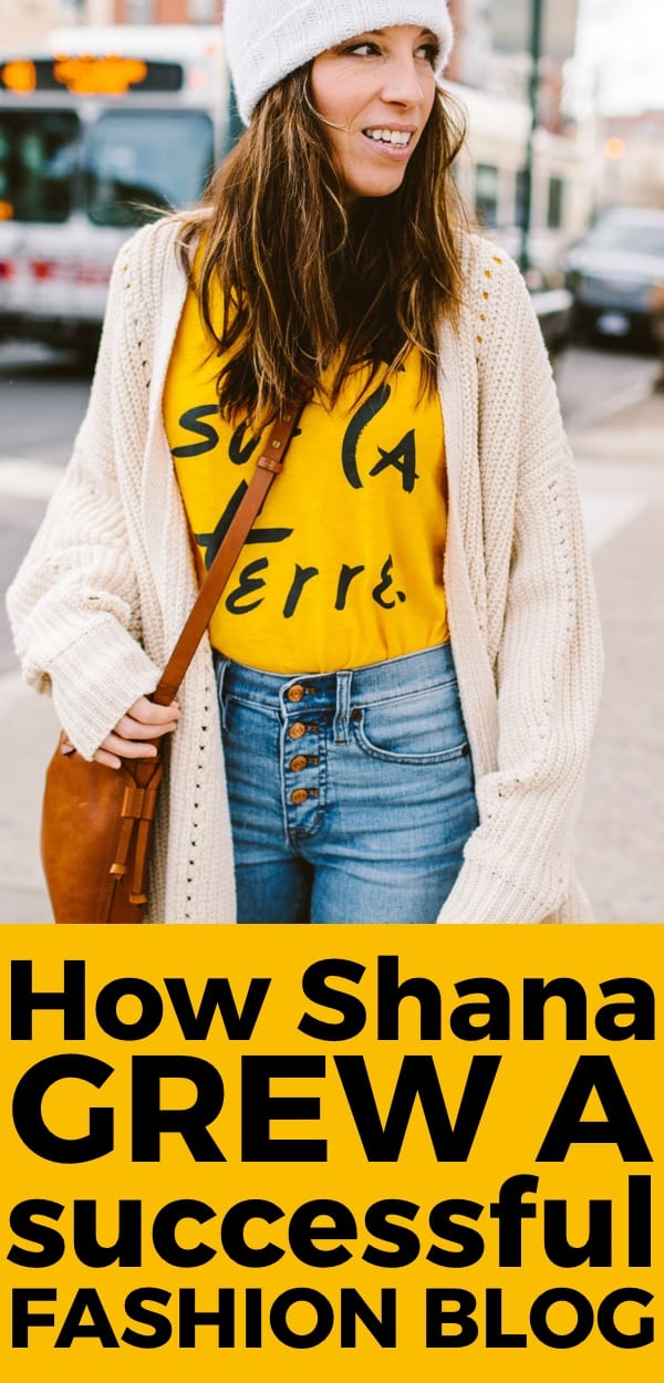 How Shana from the Mom Edit grew a successful fashion blog | do you even blog
