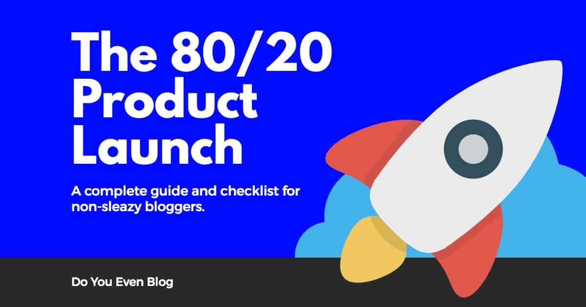 info product launch checklist
