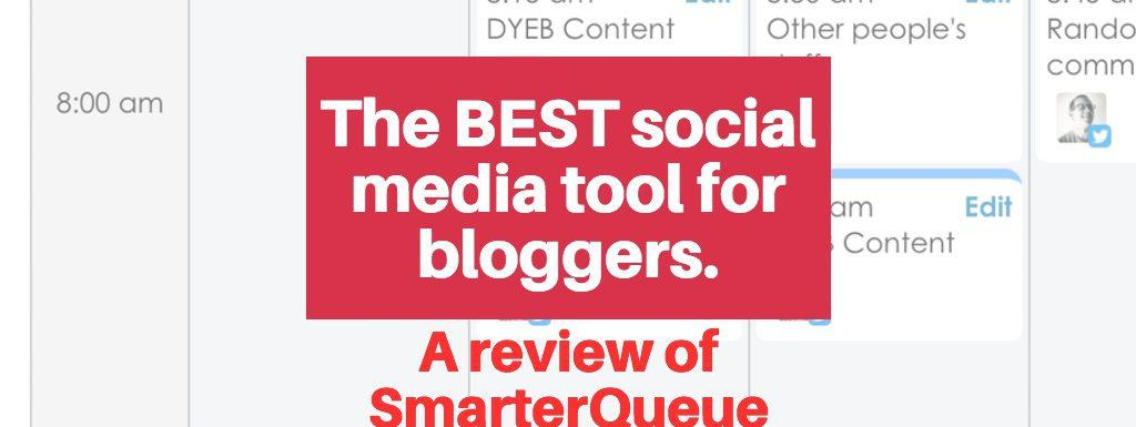 SmarterQueue Review – The Best Social Media Tool for Bloggers