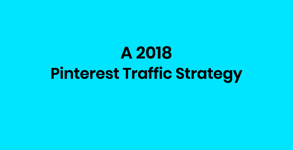 An updated Pinterest traffic strategy for 2018: Chelsea from Mama Fish Saves