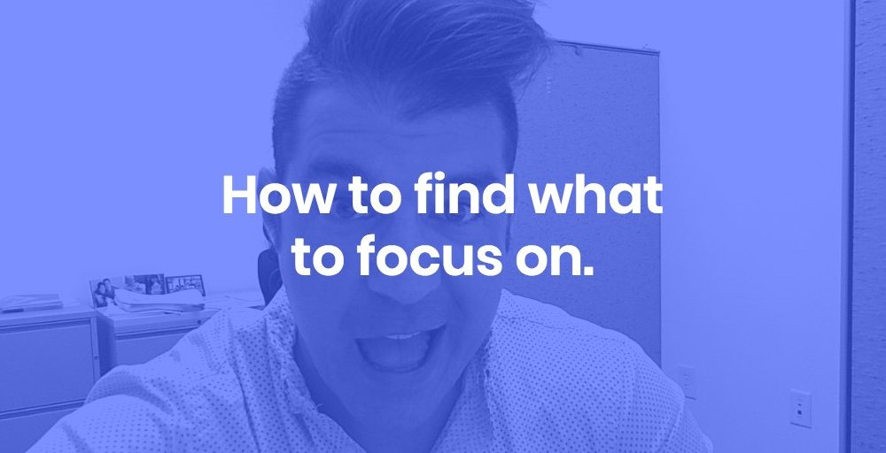 How to translate blogging goals into WHAT you should focus on – Alex Felice