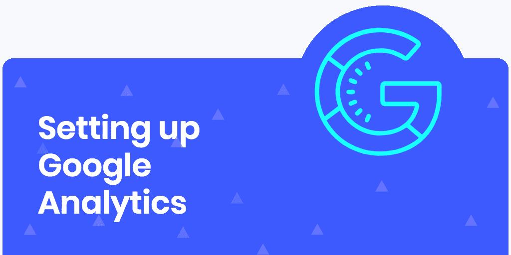 how to set up google analytics blog