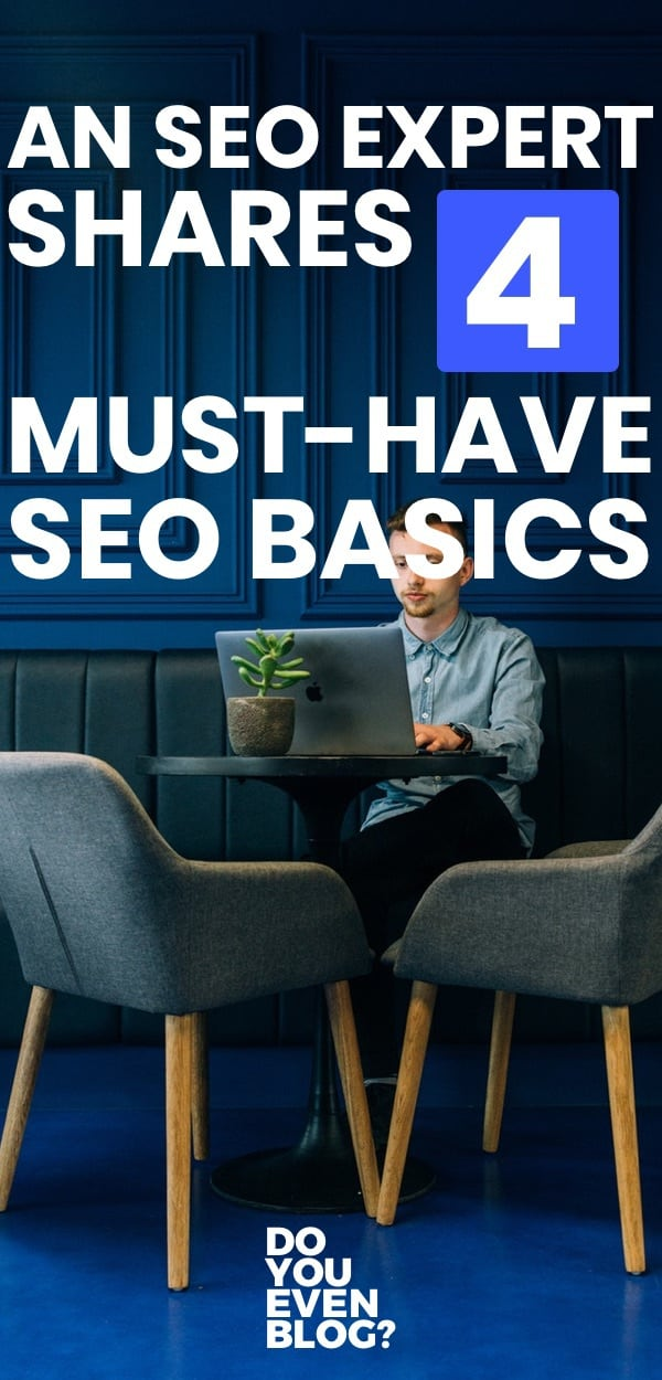 seo basics and tips from mike pearson do you even blog