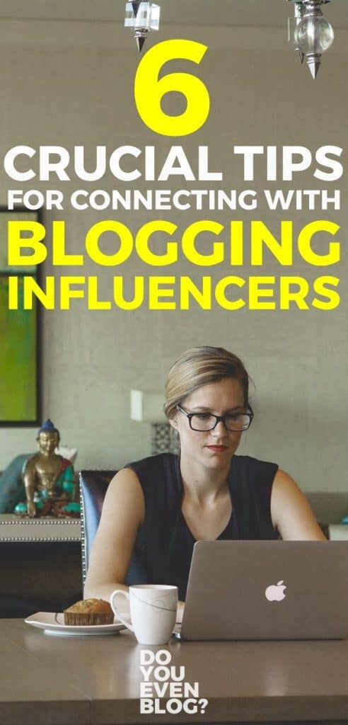 nick true connecting with influencers do you even blog