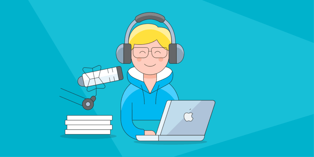 monetize a podcast month one