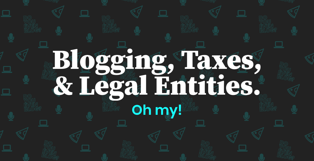 How to Save Money on Taxes (Using Your Blog!) – Eric Nisall