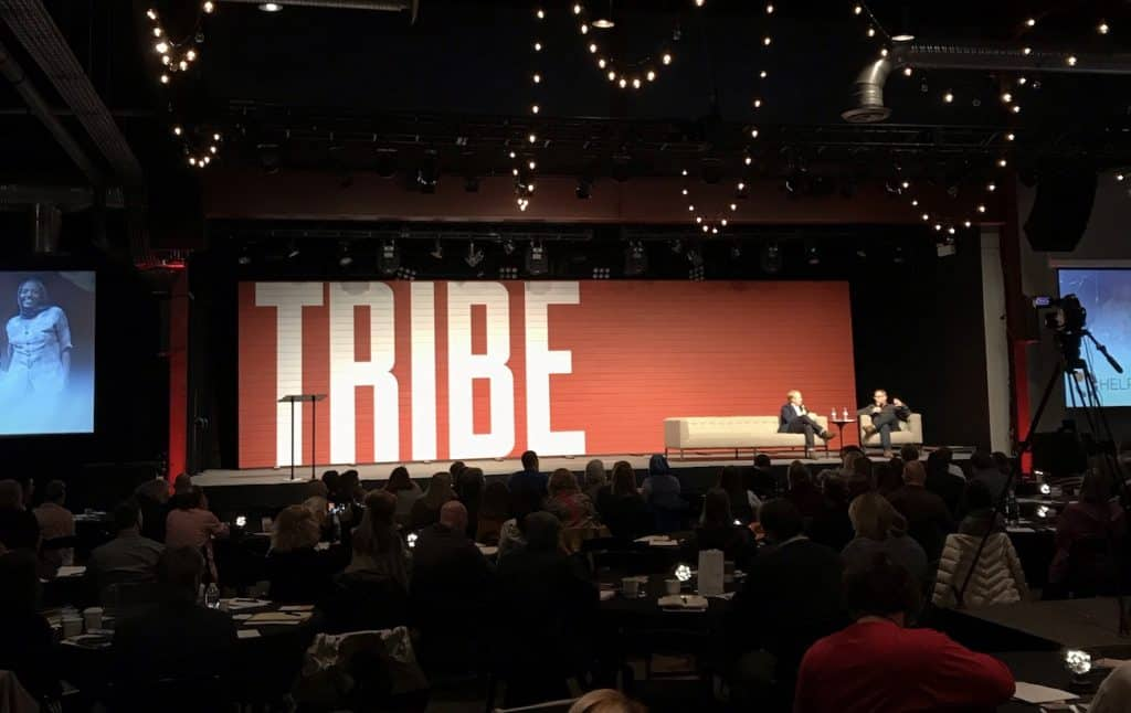 jeff goins at tribe conference